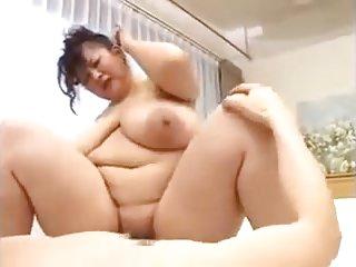 Bbw japan very chubby chest..
