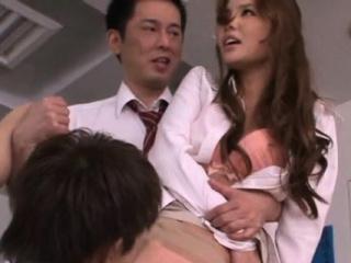 Leader XXX oriental teacher..