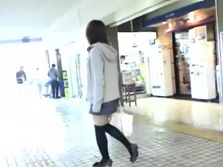 Fresh Yuzuki Hatano in heels..