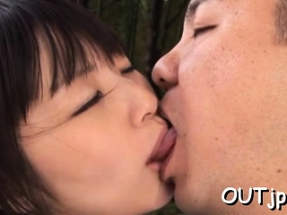 Naked teen Tsubomi cums hard..