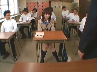 JAV Star Mari Fujisawa messy..