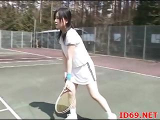 Pal drills Japanese chick
