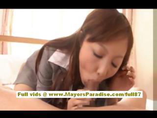 Anna Mitsui Hot Asian..