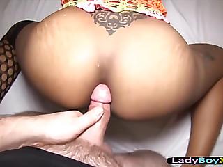 Thai ladyman with a ideal..