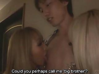 Subtitled Japanese gyaru..