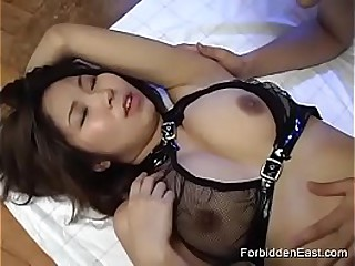 Hairy Asian Pussy And..