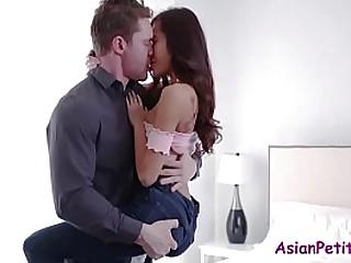 Teen Asian Slut Fucks Mature..