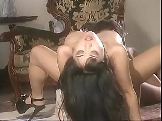 Asian lesbian Kamiko tastes..