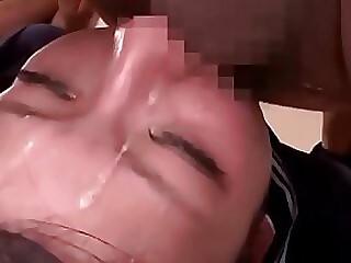 Hardcore Facefucking Of An..