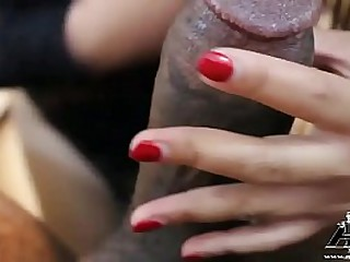 Big Titty Asian Gets Her..