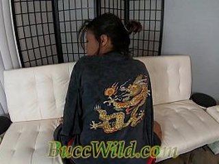 BuccWild Asian ANAL