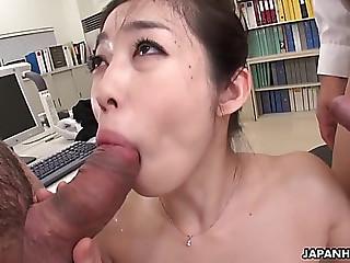 Office secretary ryu stays..