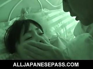 Sleeping angel Hikaru Momose..