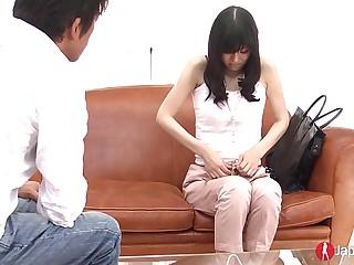 Cute innocent Japanese Teen..