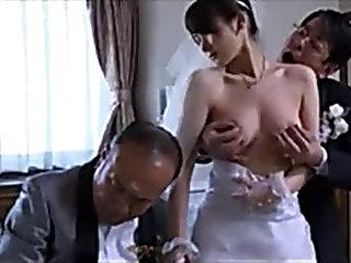 Japanese Milf wife get..