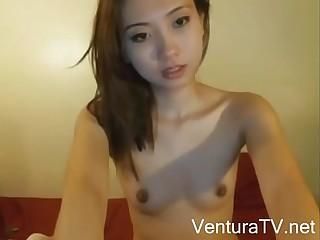 Asian Teen Horny On Webcam -..