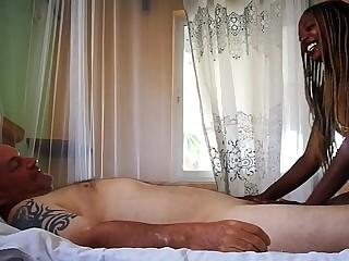 Best HD Ebony massage  fuck..