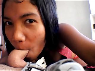 HD Tiny Asian Thai Teen..