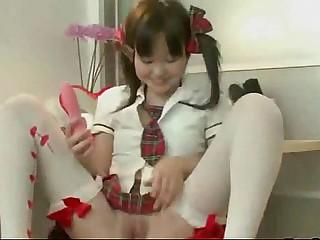 Asian Teen Strip, Dress..