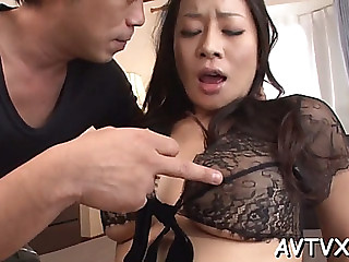 Racy sexy and wild japanese..