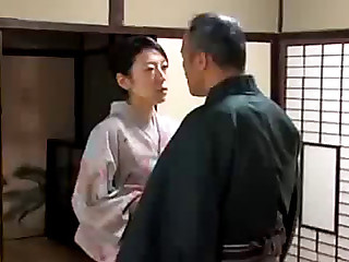 Oriental japanese kimono..